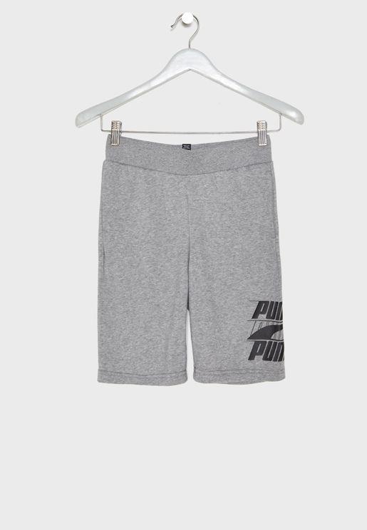 Kids Rebel Bold Shorts