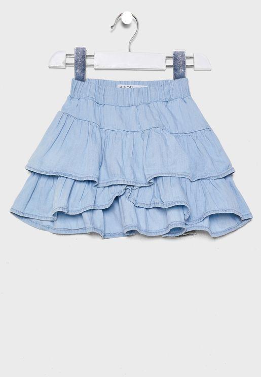 Infant Layered Dress