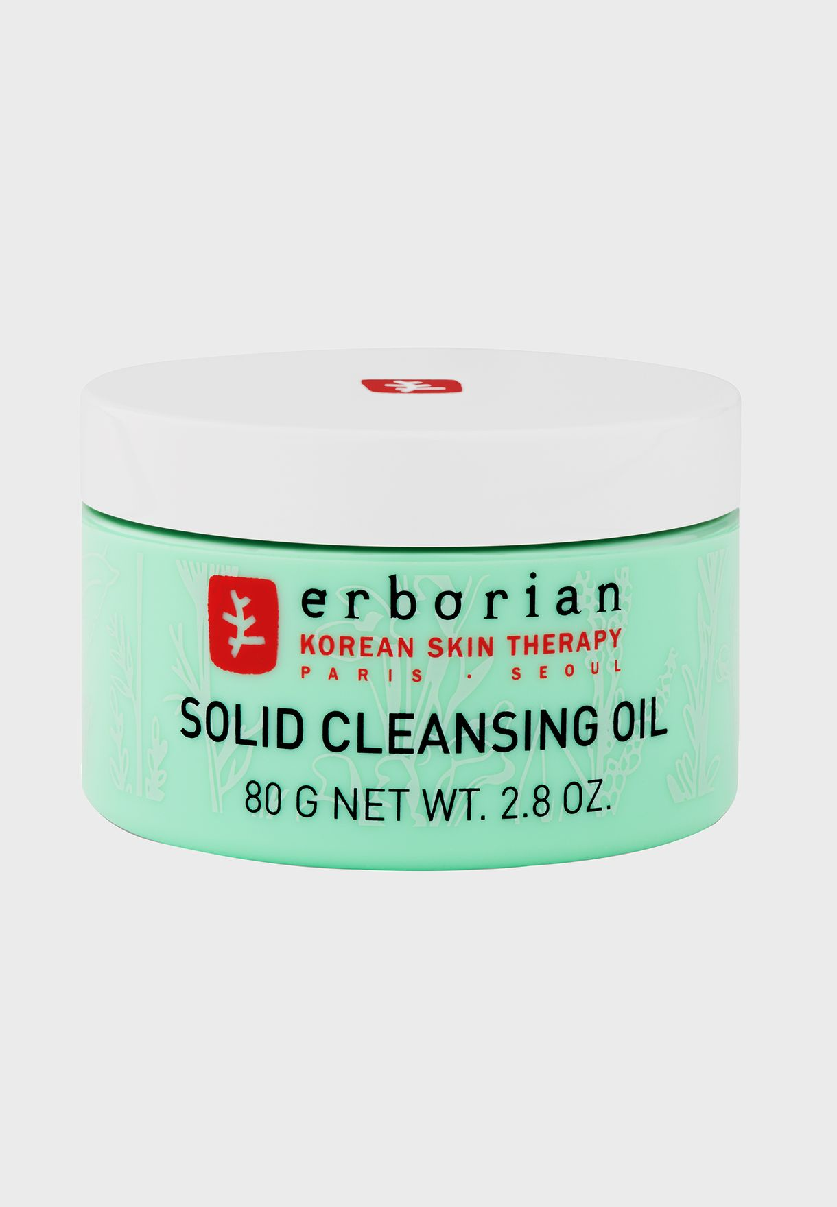 Solid Facial Cleansing Oil