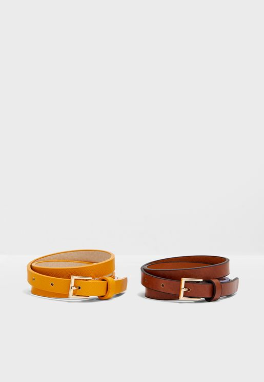 86005e9a385 2-Pack Veralith Belts