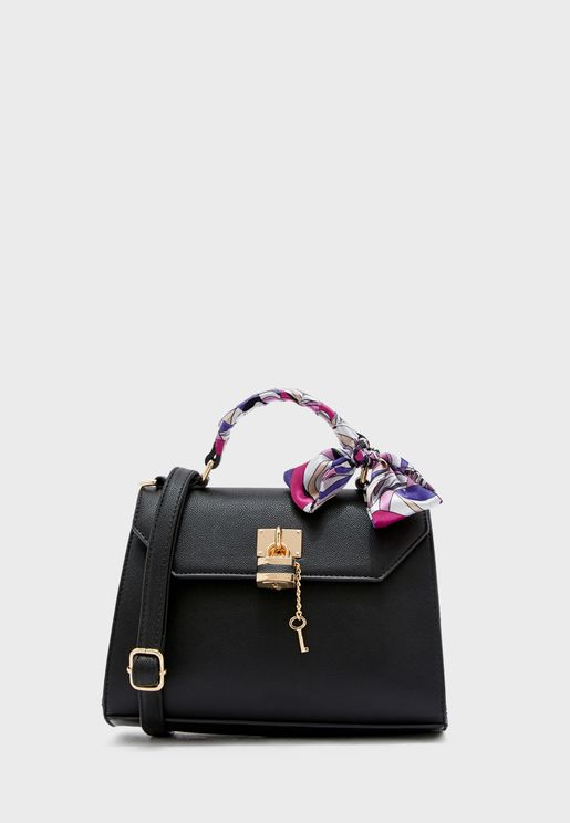 Klusa Top Handle Satchel