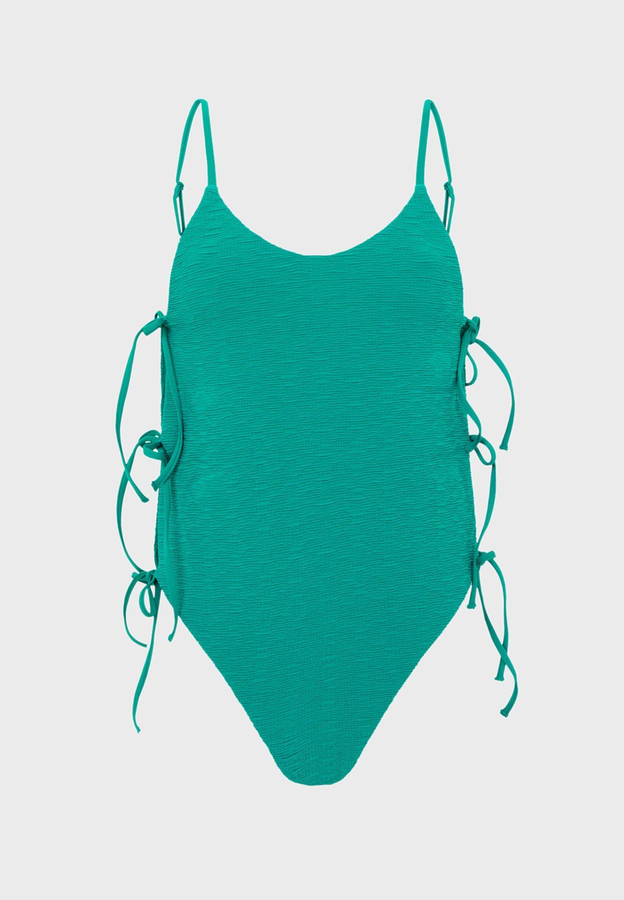 Asymmetric Swimsuit