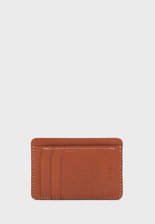 Java Slim Leather Wallet
