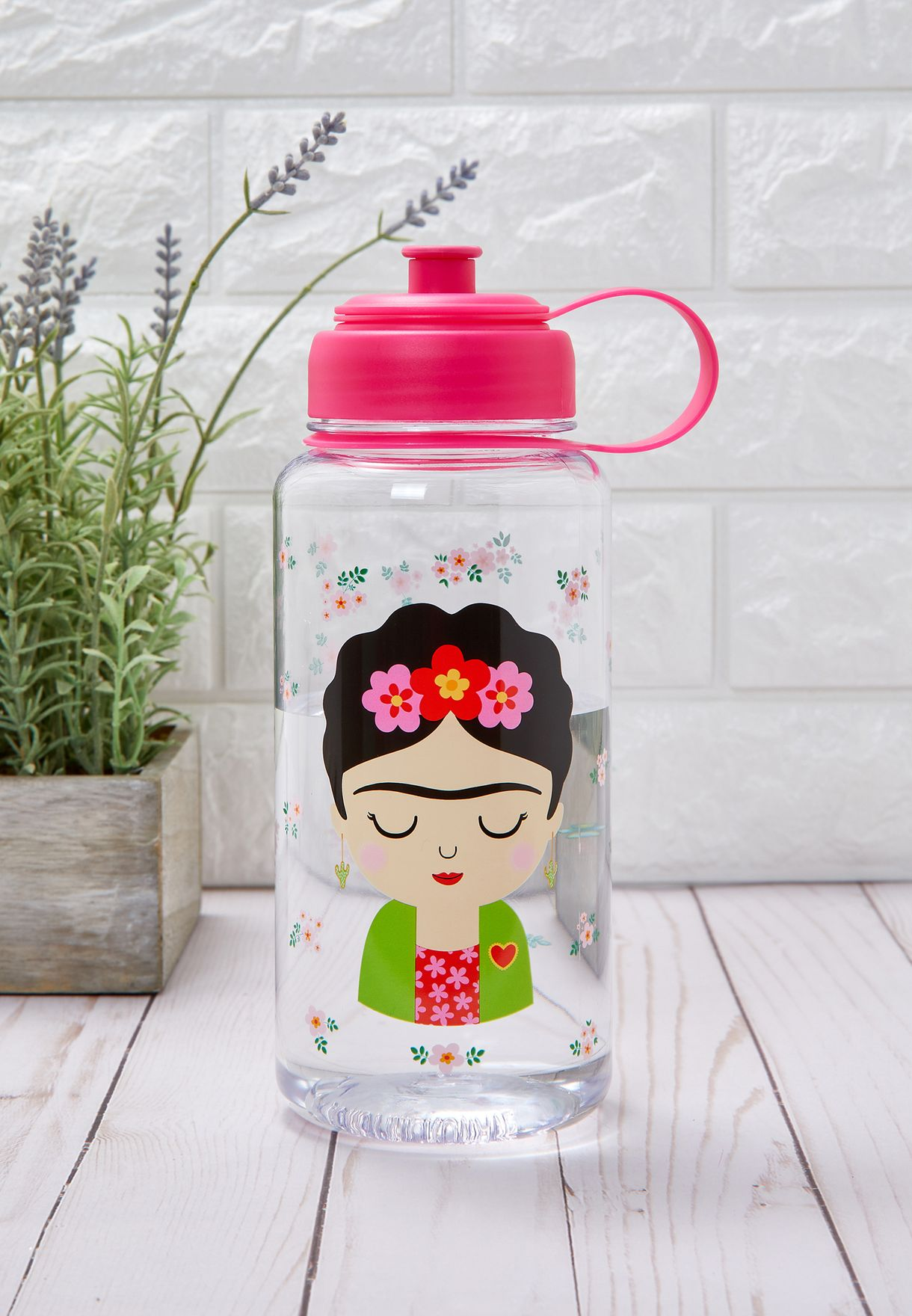 1 Ltr Freida Boho Fiesta Water Bottle