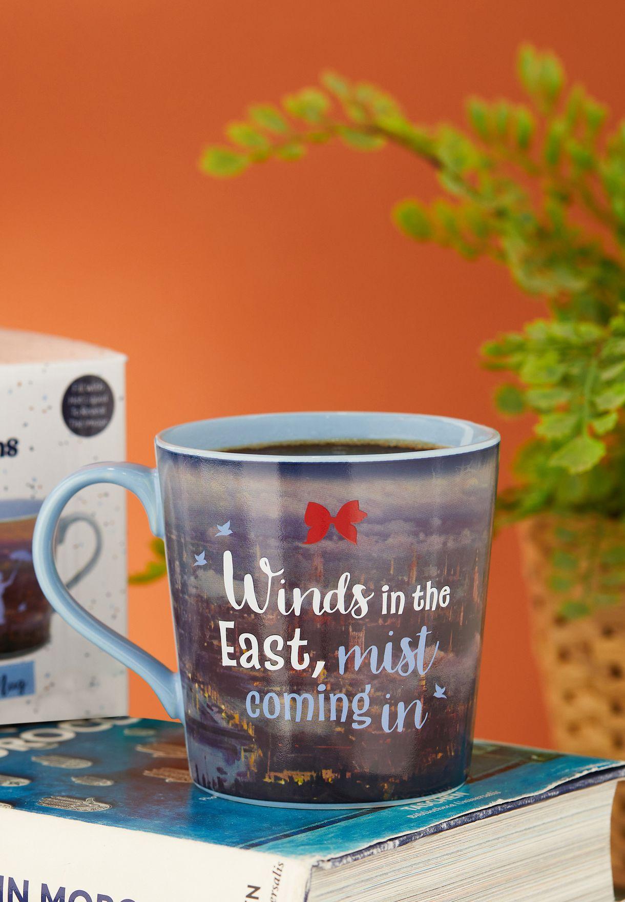 Heat Change Mary Poppins Mug