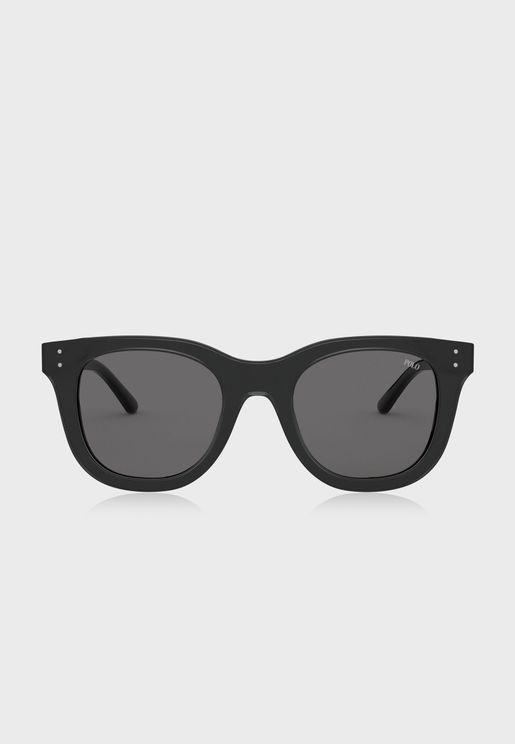 0PH4160 Square Sunglasses