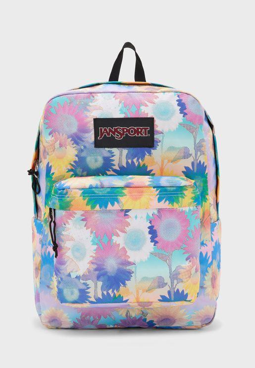 Superbreak Printed Backpack