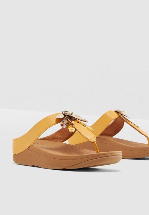 Conga Dragonfly Toe-Thong Sandal
