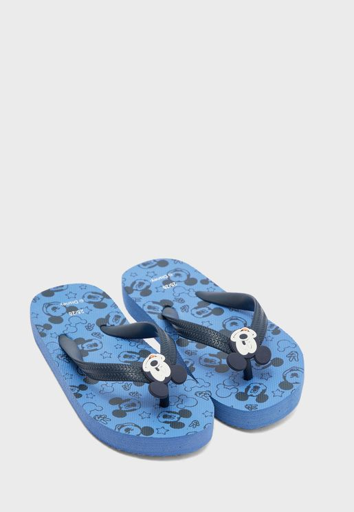 Kids Mickey Mouse Slipper