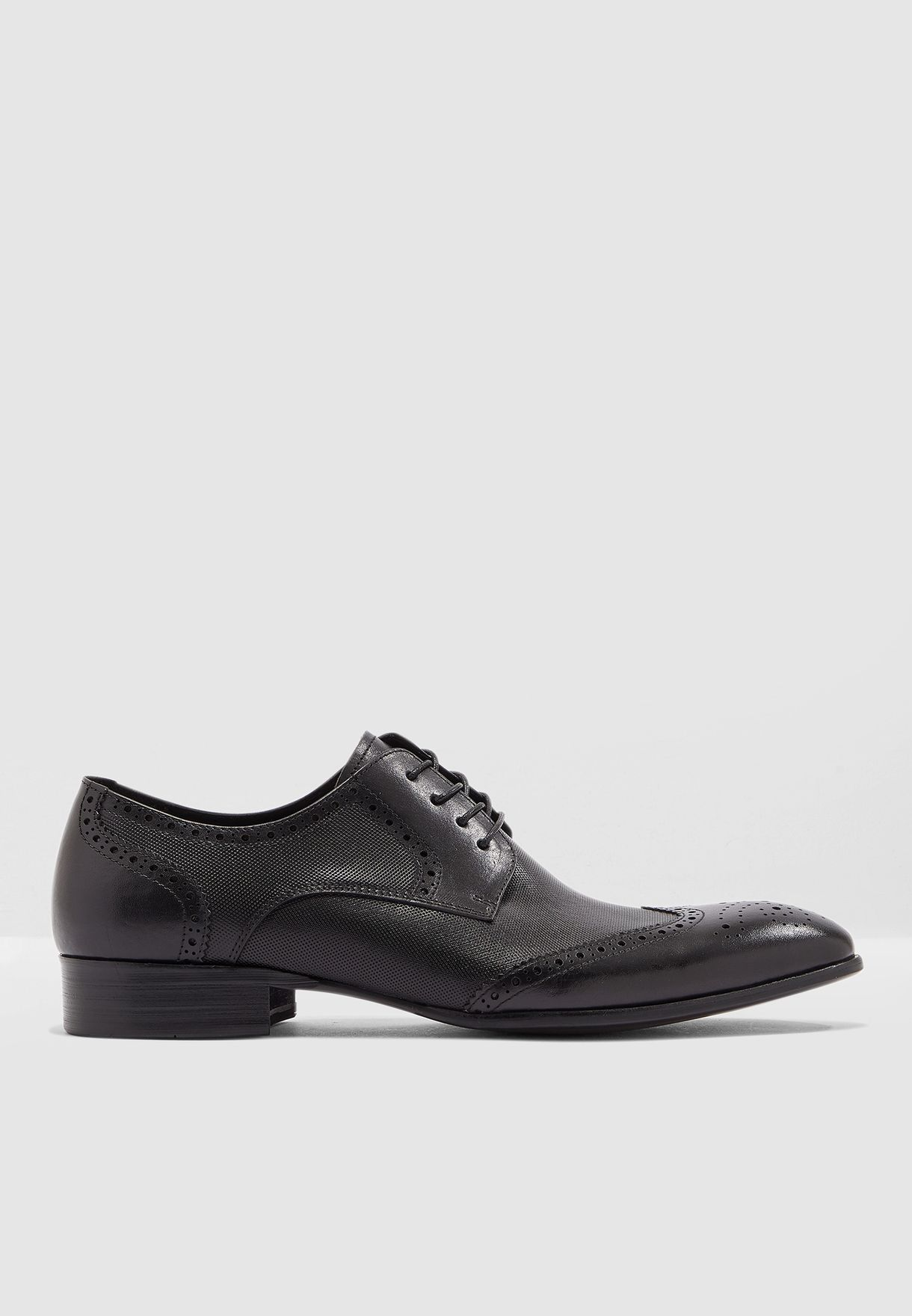 Brogue Leather Formal Lace Up