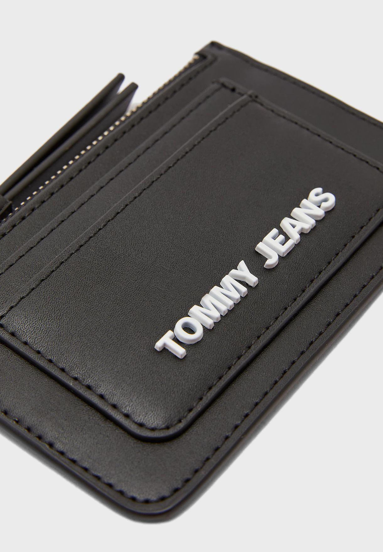 Zip Closure Card Holder