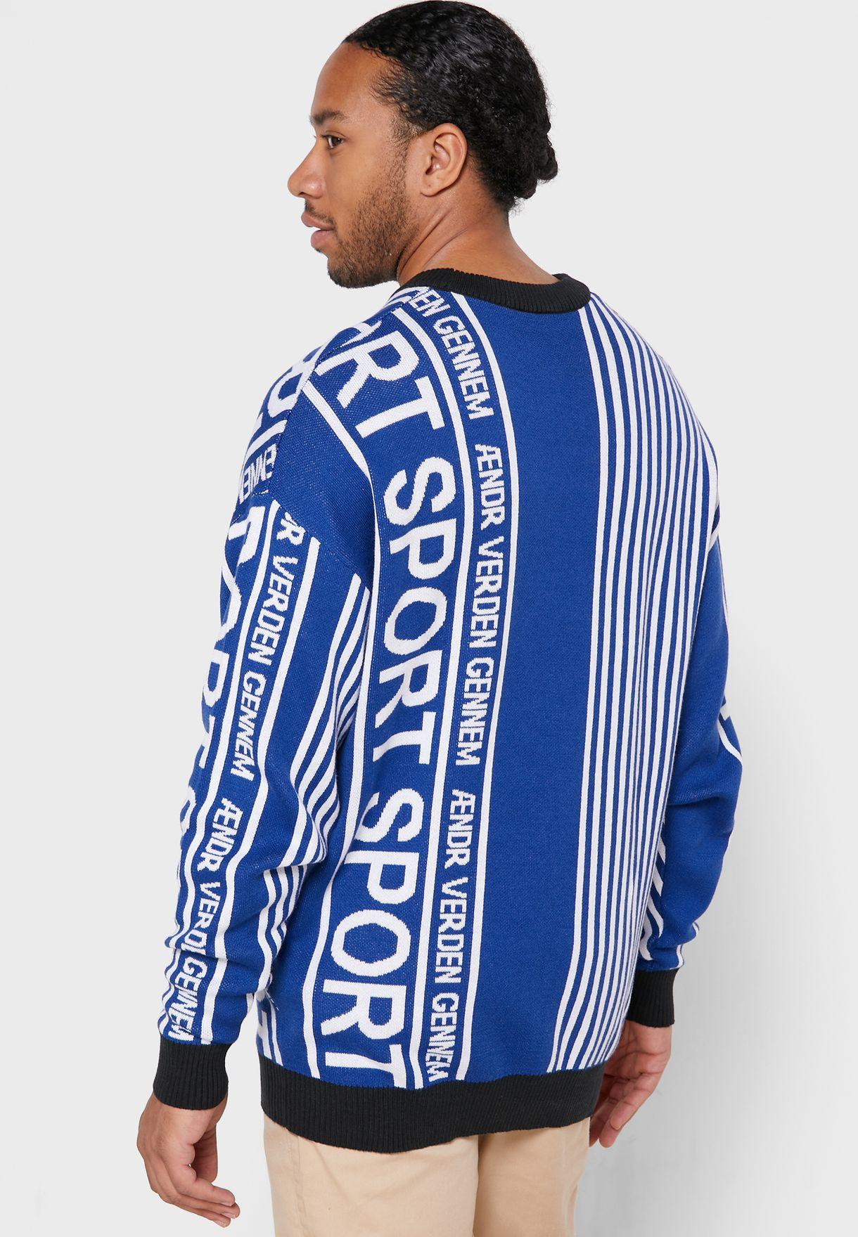 Breeze Knit Sweater
