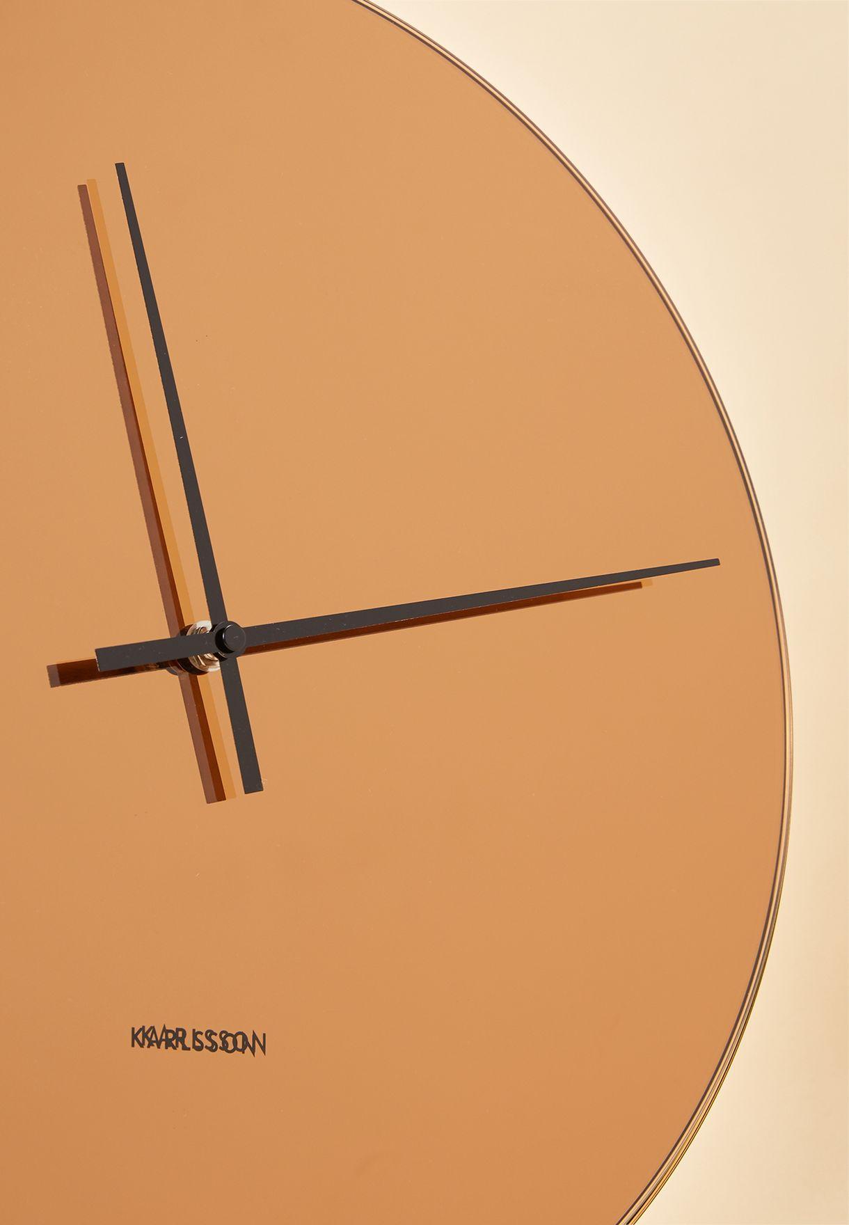 ساعة حائط انيقة