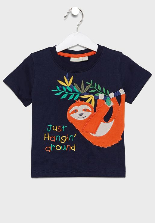 Infant Sloth T-Shirt