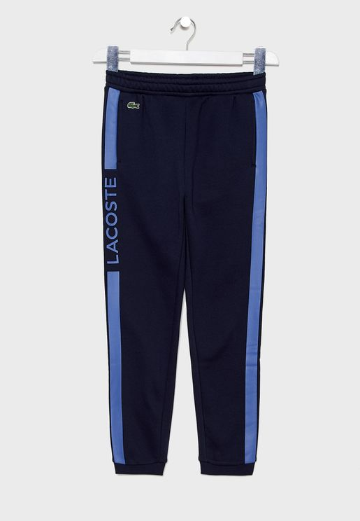 Kids Side Stripe Sweatpants