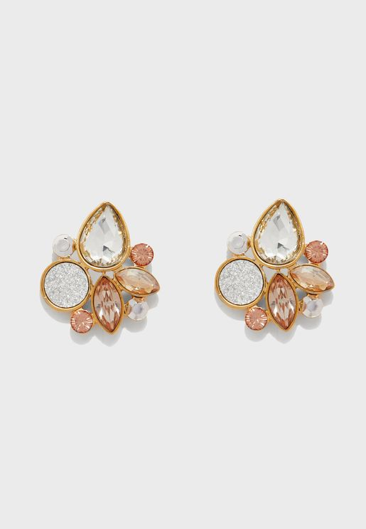 Aboella Stud Earrings