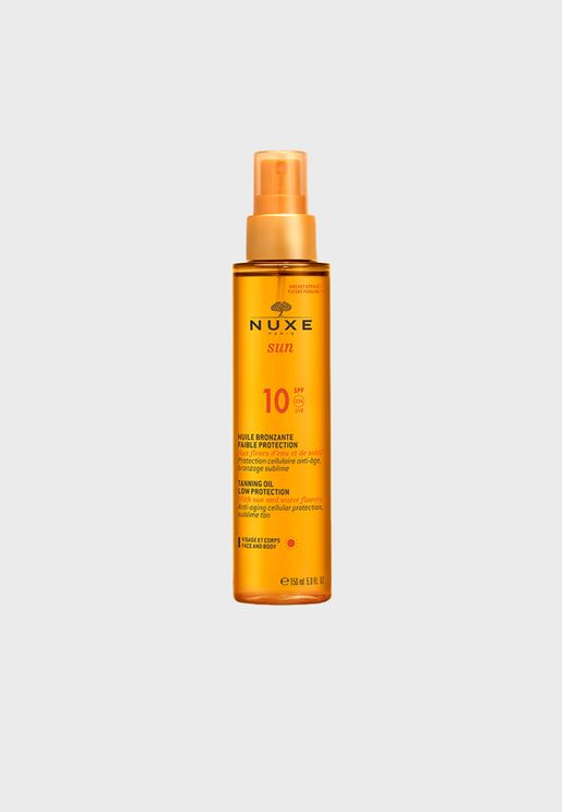 Tanning Low Protection Oil SPF 10 - 150ml