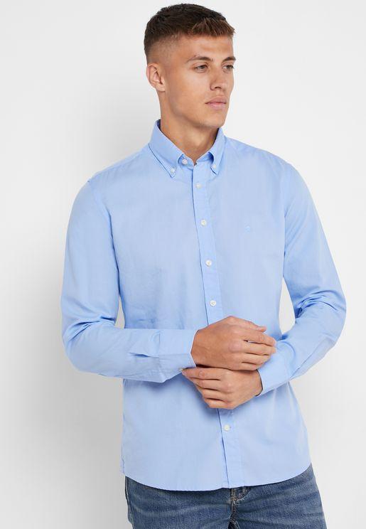 Dye Delave Oxford Shirt