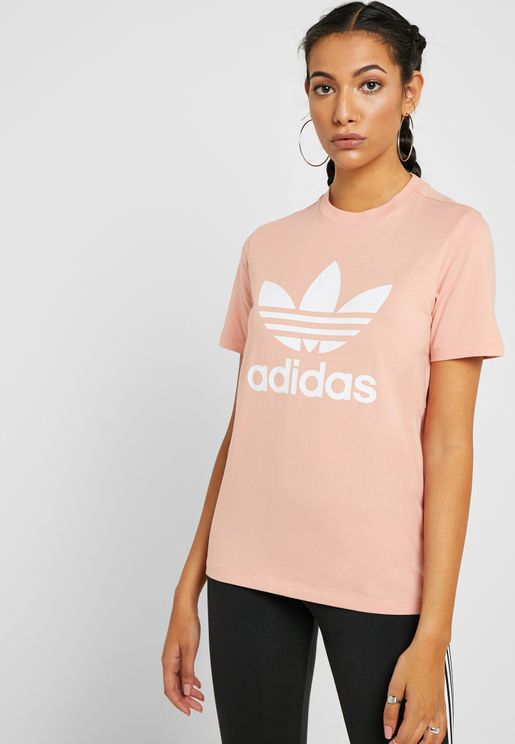 8991fc34f0f Trefoil T-Shirt. adidas Originals