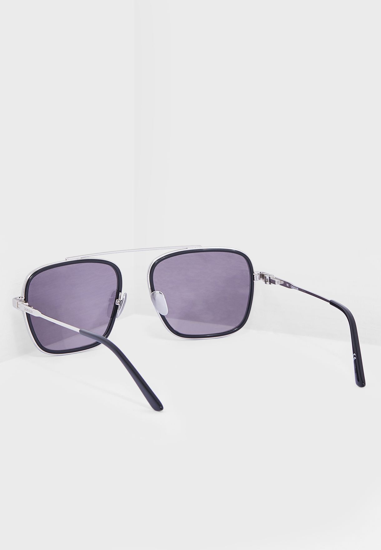 CK18102S Square Sunglasses