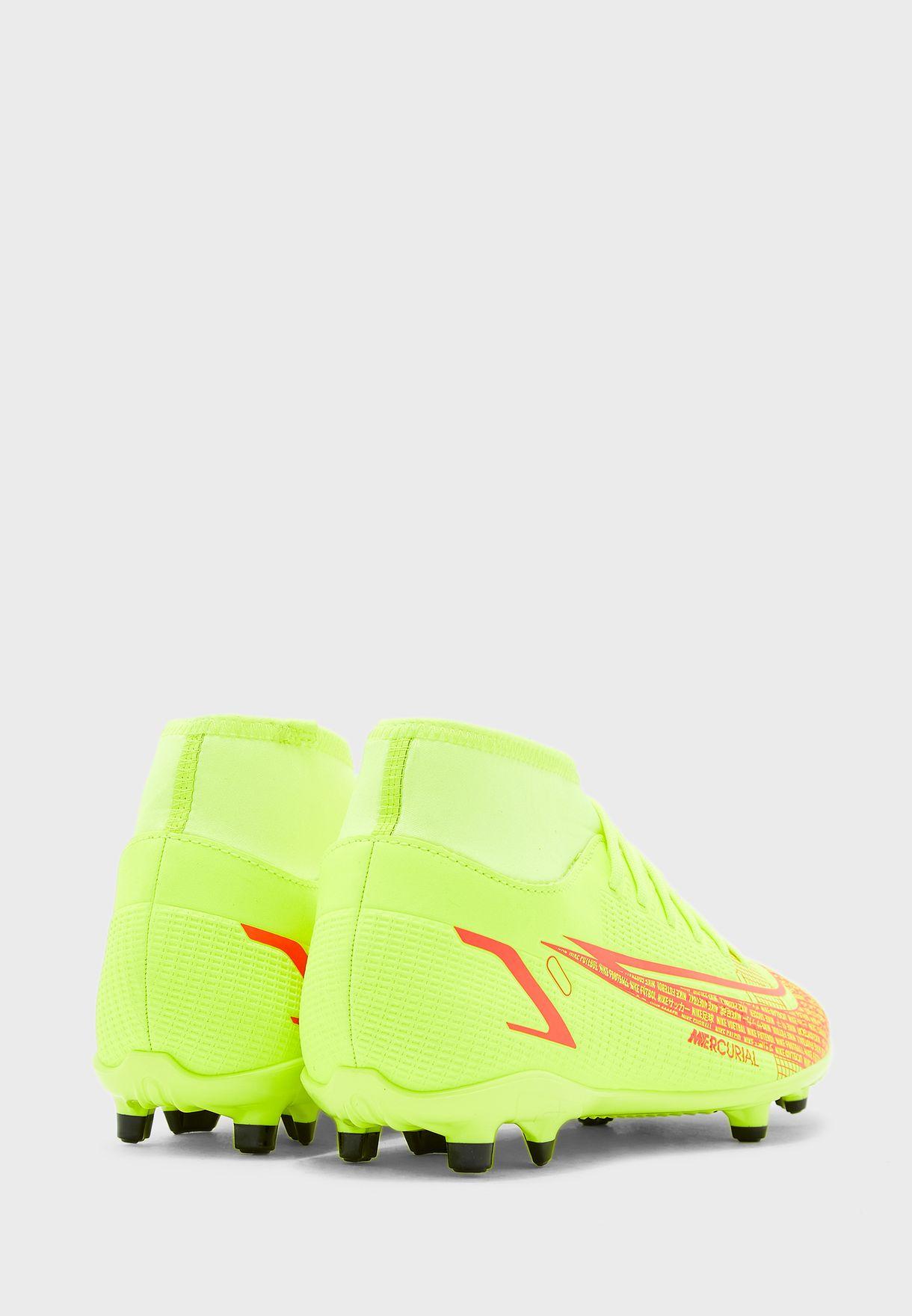 حذاء سوبر فلاي 8 كلوب اف جي/ام جي