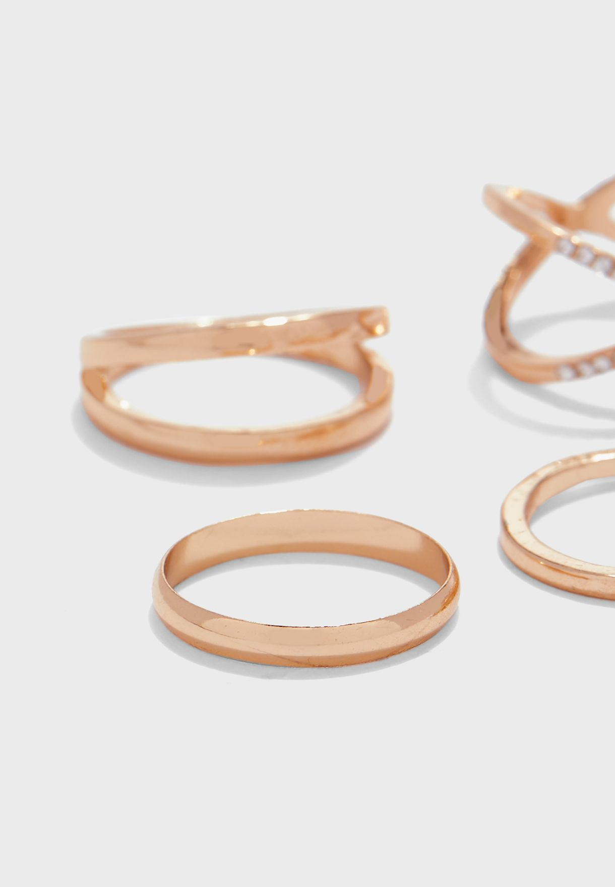 Lajana Ring Set
