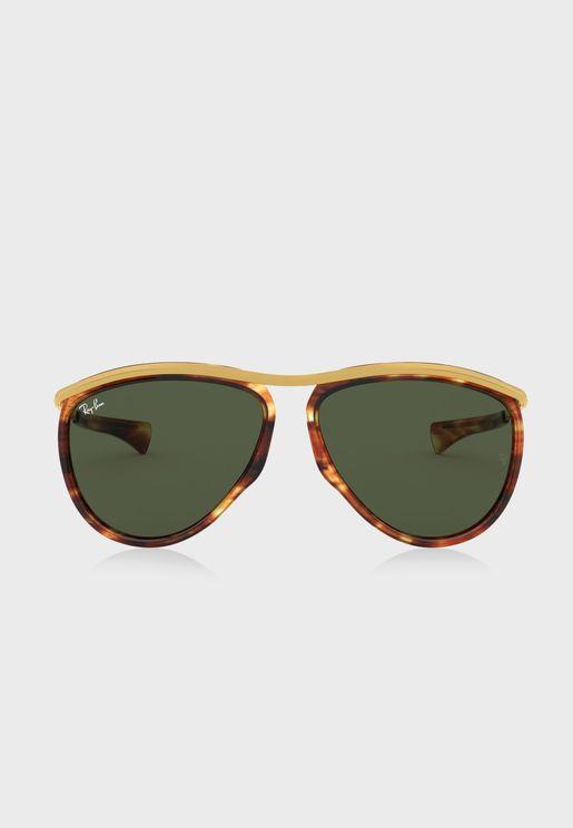 نظارة شمسية بطبعات 0RB2219