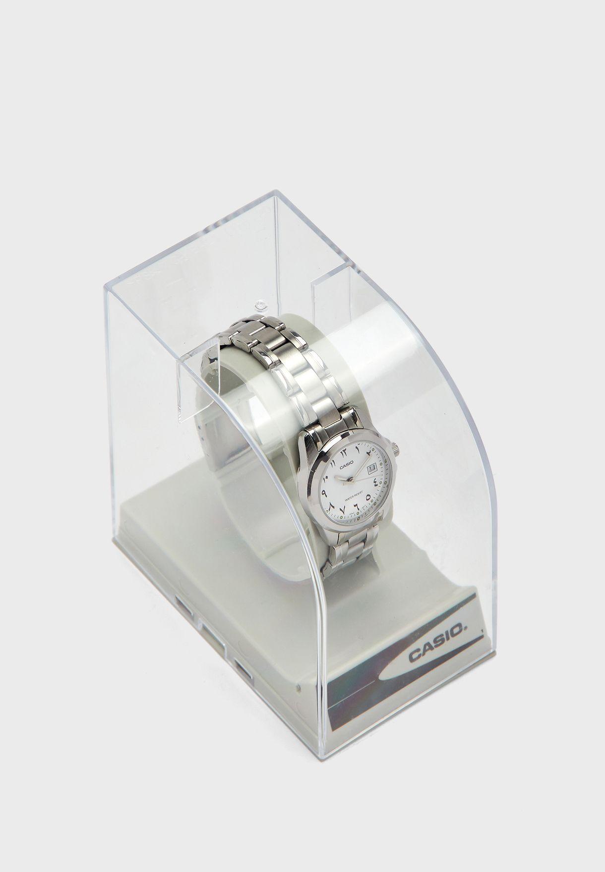 LTP-1215A-7B3VDF Analog Watch
