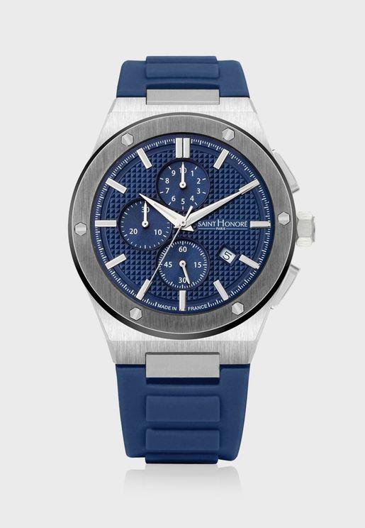 Haussman II Analog Watch