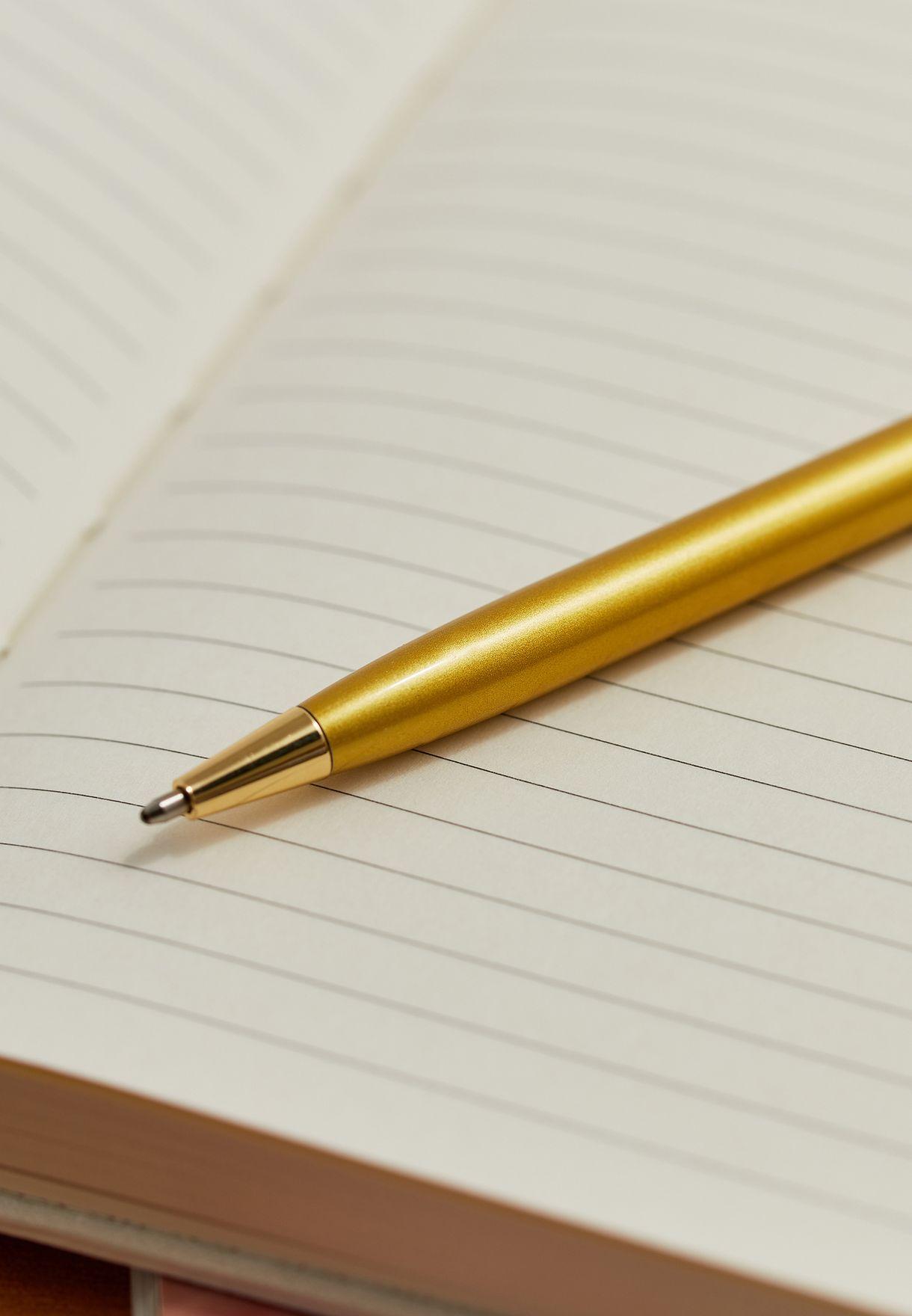 دفتر ملاحظات بطبعة حرف A