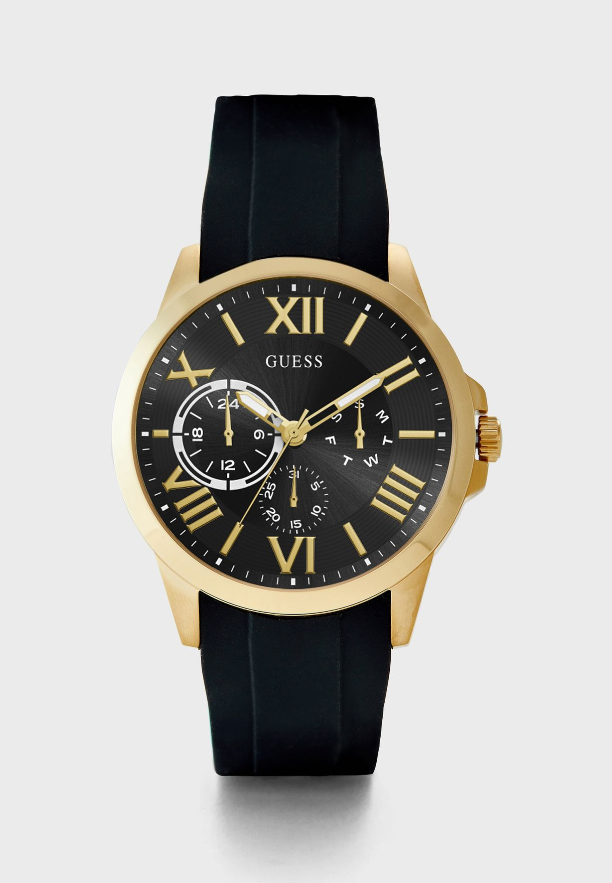 GW0012G2 Three Circle Watch