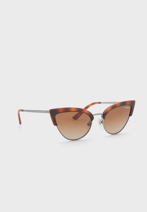 0VO5212S Cat eye Sunglasses