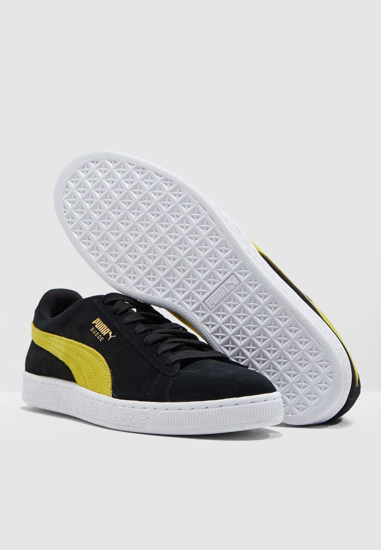 حذاء شامواه اصلي كلاسيكي