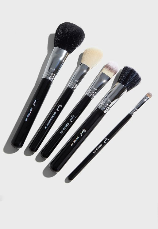 Basic Face Brush Kit