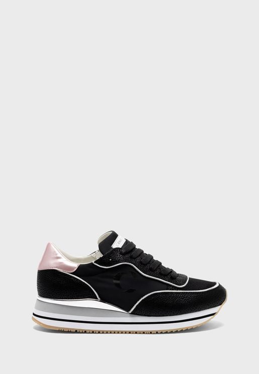 High Runner Low Top Sneaker