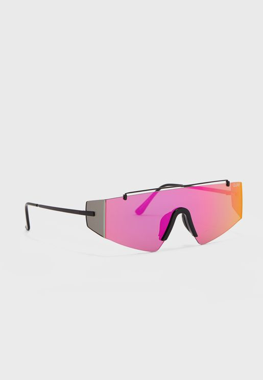 Transcend Oversized Sunglasses