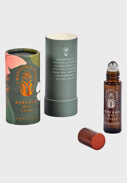 Verbena Roll-on Perfume