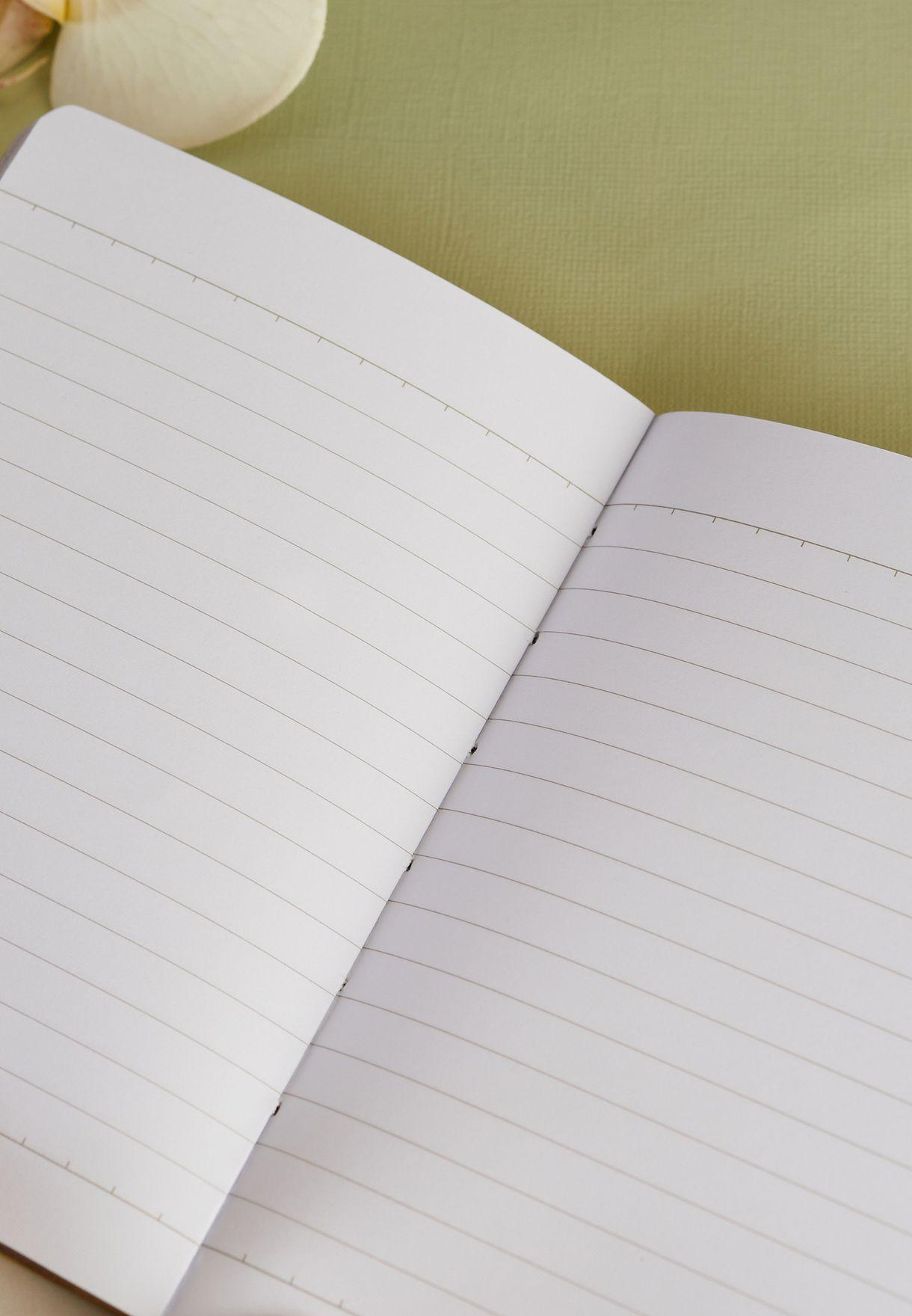 A6 Cancer Notebook