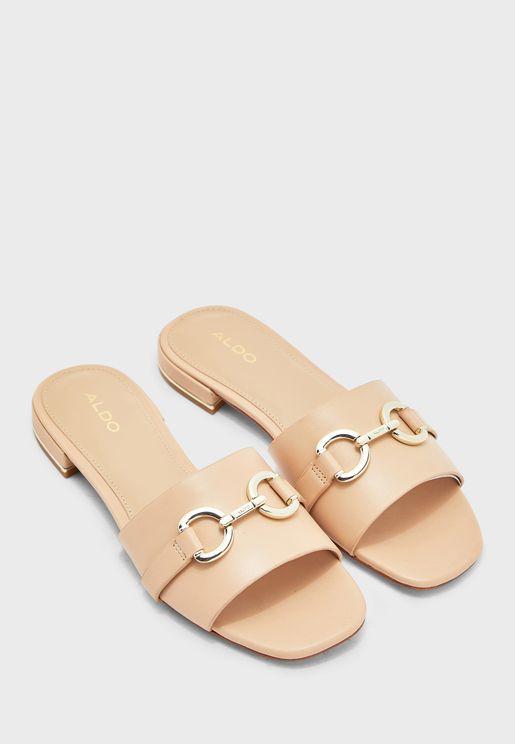 Sevyflex Low Heel Sandal