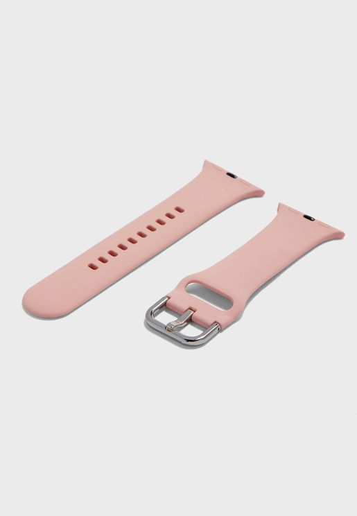 Silicone Strap for Apple Watch