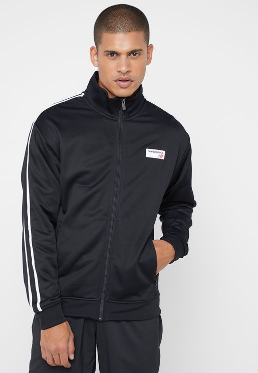 Athletics Track Jacket