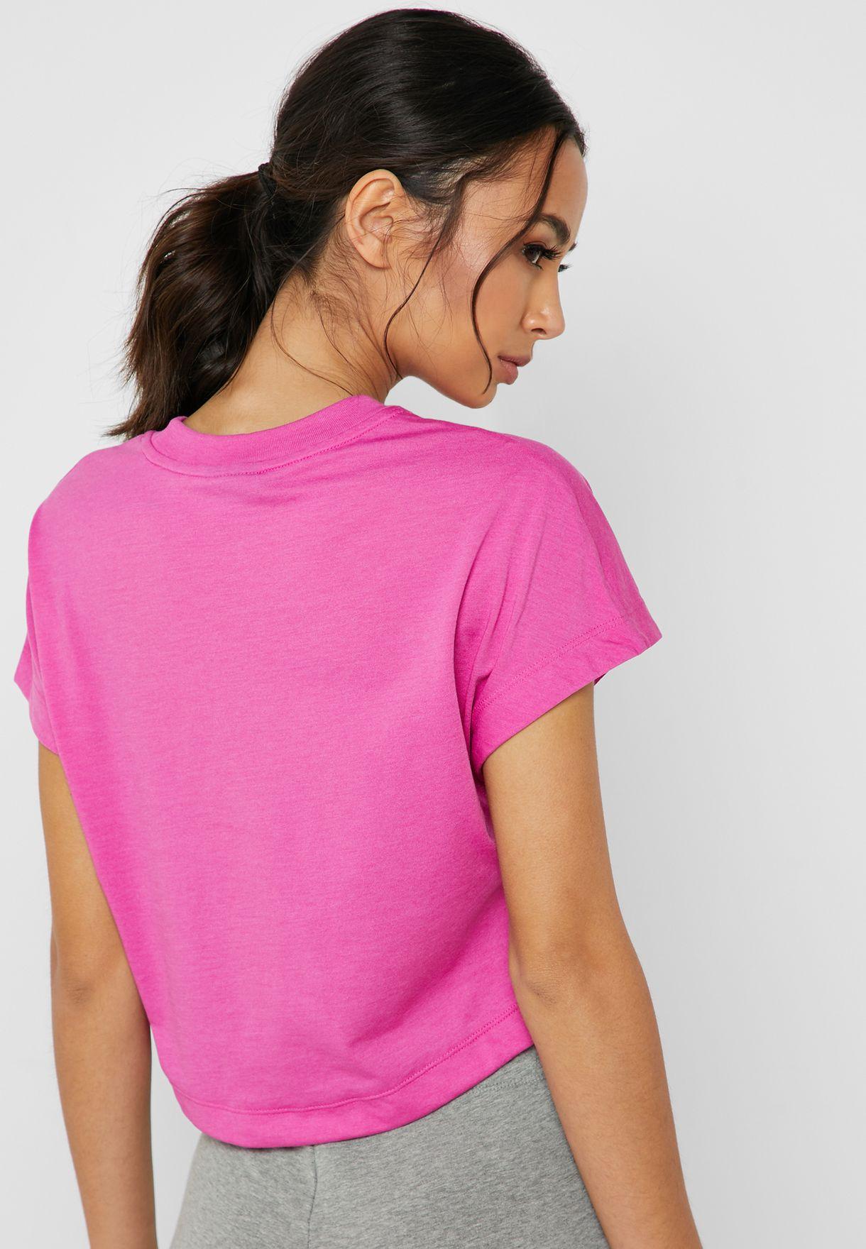 Swoosh Cropped T-Shirt