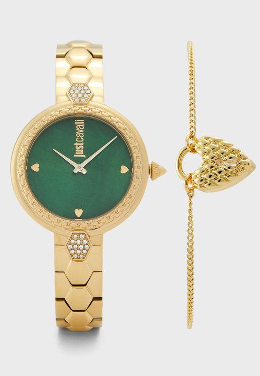 Jc1L128M0575 Analog Watch
