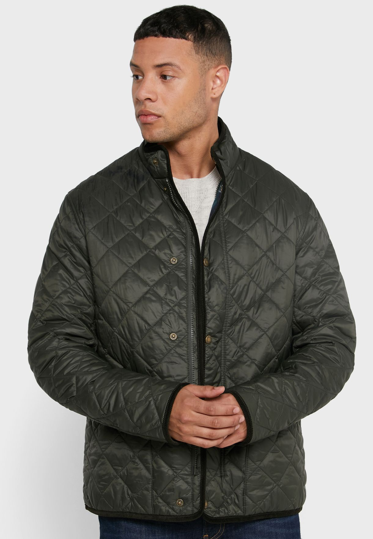 Koppel Quilted Jacket
