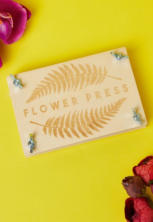 DIY Flower Press Kit