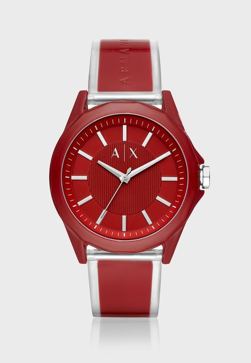 AX2632 Analog Watch