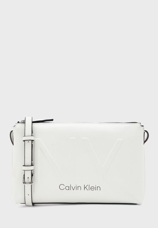 Shaped Belted Crossbody