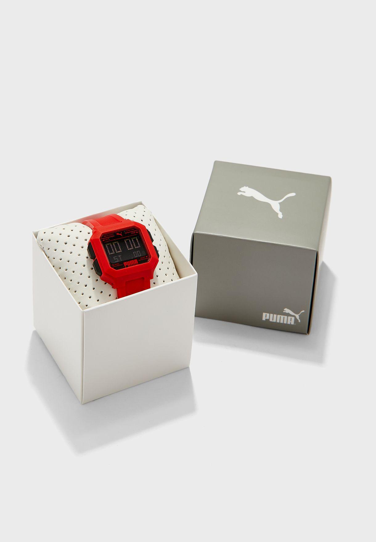 Remix Digital Watch