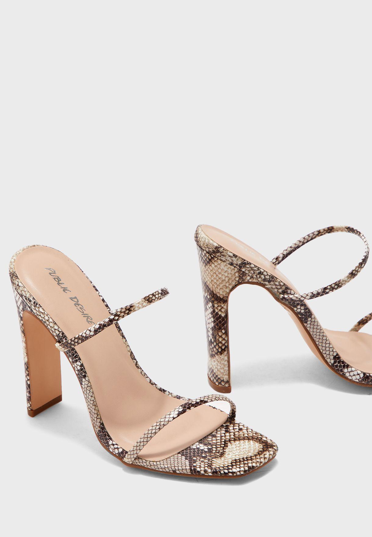 Kimmy High Heel Sandal