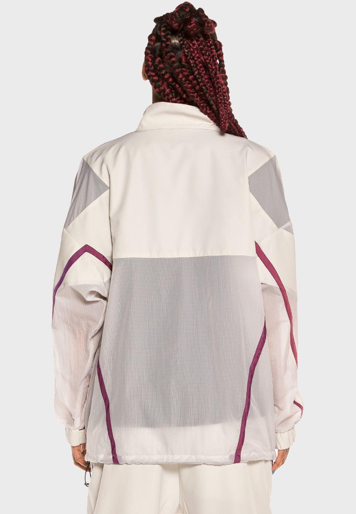 Cherry Massia Track Jacket
